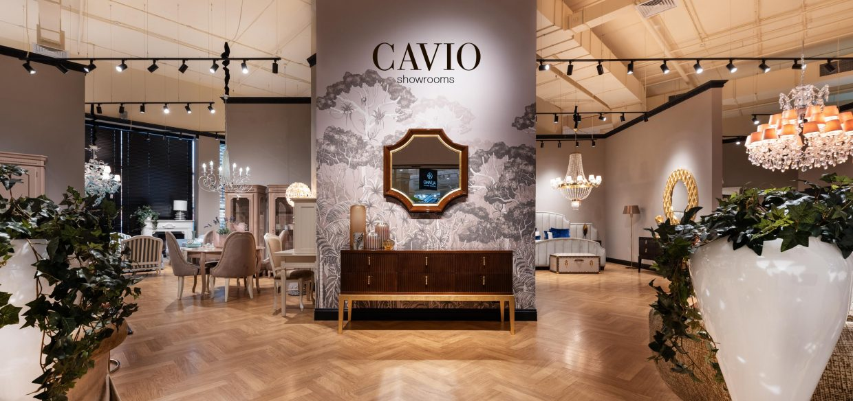 СAVIO Showroom