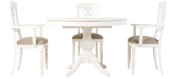 стол и 4 стула cavio