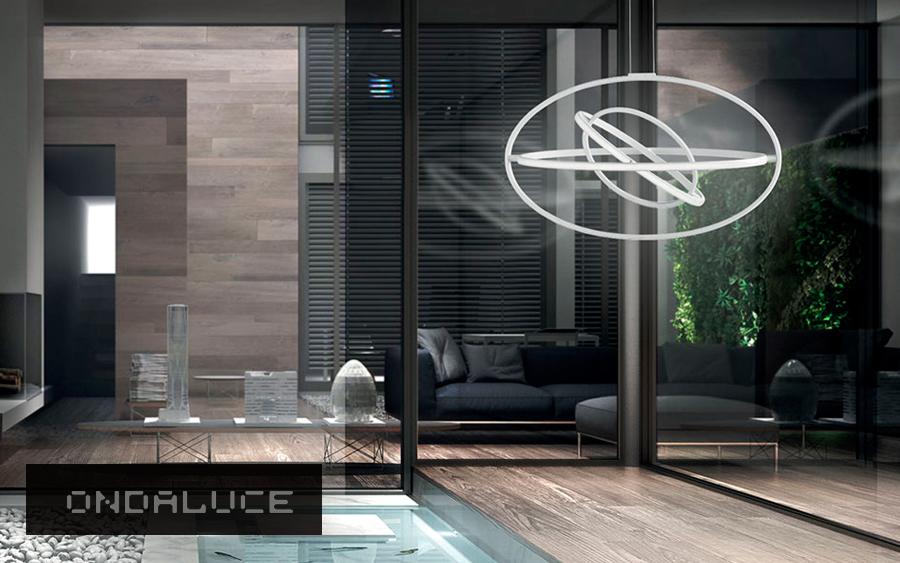 Сучасний та класичний стиль освітлення від Ondaluce