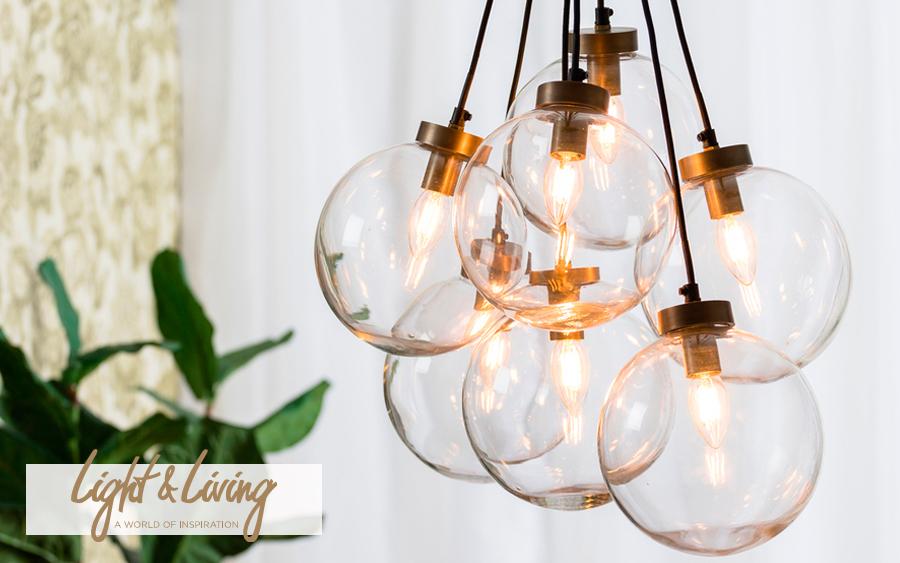 Light & Living – широкий вибір освітлювальних рішень
